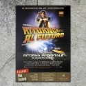 Original Poster Back To The Future 25 Years - 100x140 CM