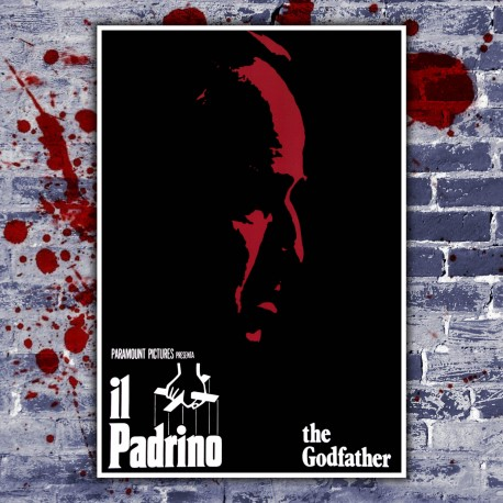 Poster The Godfather - Il Padrino 70x100