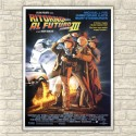 Original Poster Back To The Future III - 100x140 CM