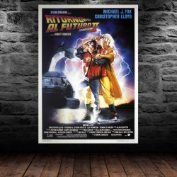 Original Poster Back To The Future II - 100x140 CM