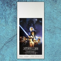 Original Poster Star Wars Return Of The Jedi - Il Ritorno Dello Jedi 33x70