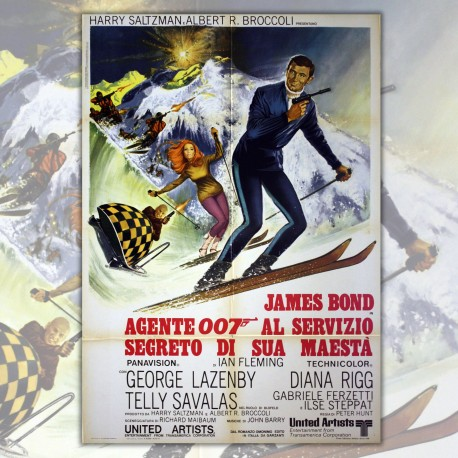 Original Movie Posters 100x140 James Bond 007 Doctor No