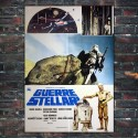 Original Movie Poster Star Wars - Guerre Stellari - Size:70x100