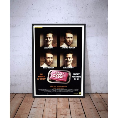 Movie Poster 35x50 Fight Club
