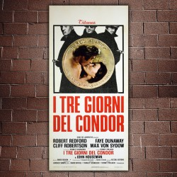 Original Film Poster Three Days of the Condor  - 33x70 CM
