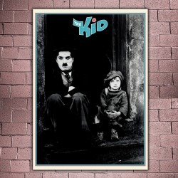 Film Poster Monello - The Kid - 50x70 CM