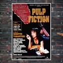 Movie Poster Pulp Fiction- 70x100 CM