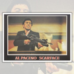 Movie Poster Scarface - Mitra - 70x100 CM
