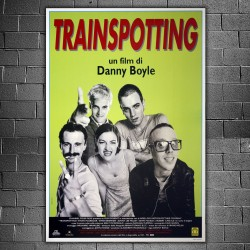 Movie Poster Trainspotting - 70x100 CM