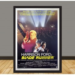 Movie Poster 70x100 Blade Runner