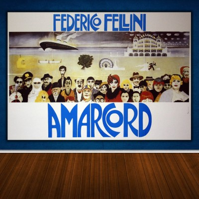 Movie Posters 140x100 Amarcord - Orizzontale