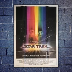 Manifesto 4F Star Trek 1979 The Motion Picture