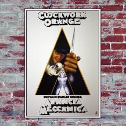 Poster Clockwork Orange Arancia Meccanica-70x100-cm