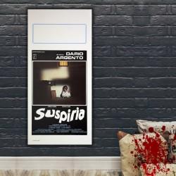 Original Posters Locandina Suspiria Dario Argento 33x70 CM