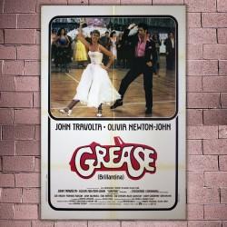 Original Movie Poster Grease 100x140 CM