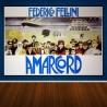 Poster Amarcord orizzontale 100x70 CM - Federico Fellini