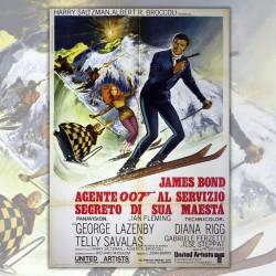 Original Movie Posters 100x140 James Bond 007 Doctor No
