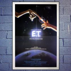 Manifesto Originale E.T. L'Extraterrestre - Formato 140x200 CM