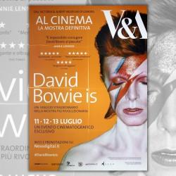 Manifesto Originale David Bowie Is - 100x140 CM