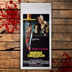 Locandina Originale Murder Obsession - 33x70 CM
