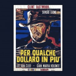 Movie Poster Jules & Jim  - Truffaut - 70x100 CM