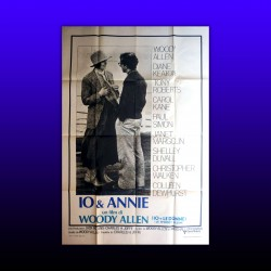 Manifesto Originale Manhattan 100x140 CM - Woody Allen