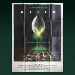 Manifesto Originale 4F Alien Ridley Scott - 1979 - 140X200 CM