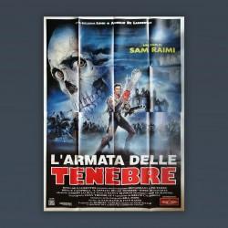 Original Poster Army Of Darkness - Armata Delle Tenebre 100x140 CM