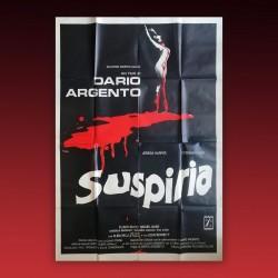 Manifesto Originale 4F Suspiria 1977 Dario Argento 140x200 CM