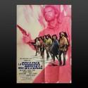 Poster Originale La Collina Degli Stivali Bud Spencer Terence Hill Colizzi 1969 - 70X100 CM