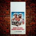 Locandina Originale Non C'è Due Senza Quattro Bud Spencer Terence Hill 1984