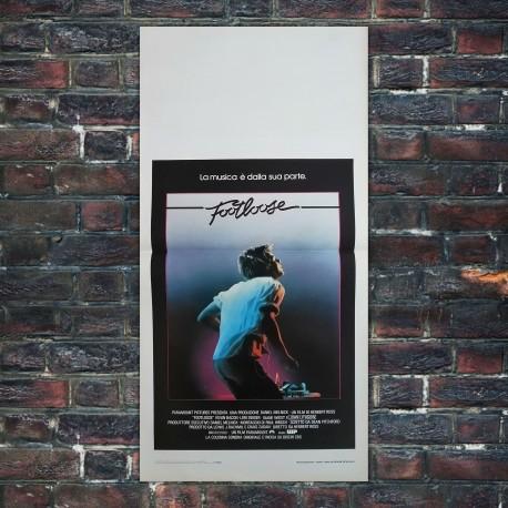 Locandina Originale Footloose Kevin Bacon 1984