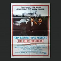Manifesto 2F The Blues Brothers - 100x140 CM