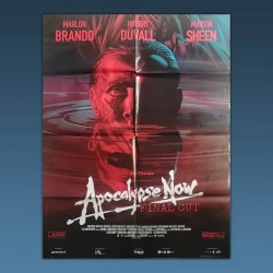 Poster Manifesto 2F Apocalypse Now Final Cut 2020 Edition Marlon Brando