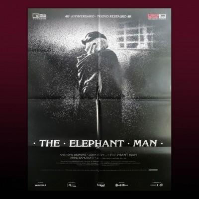 Poster Manifesto 2F Elephant Man David Lynch
