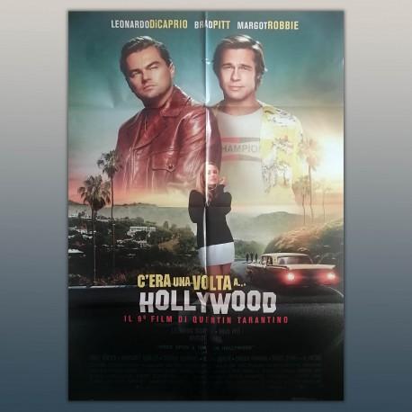 Manifesto Originale 2F C'Era Una Volta Hollywwod  - Quentin Tarantino