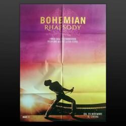 Manifesto 2F Bohemian Rhapsody - Bryan Singer - 2018 - 100x140 CM