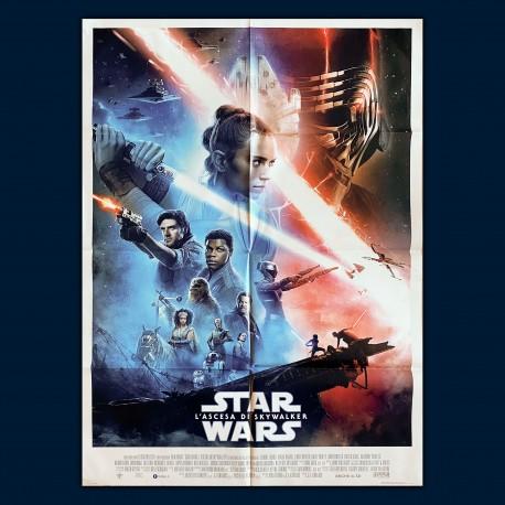 Manifesto 2F Star Wars L'Ascesa Di Skywalker 100X140 CM