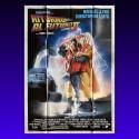Manifesto Poster 4F Ritorno Al Futuro II Back To The Future 1989 140X200 CM