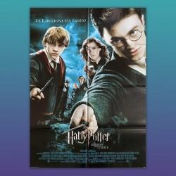 Poster Manifesto Originale Harry Potter E L'Ordine Della Fenice 2007 100X140 CM