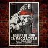 Poster Manifesto 4F Il Cacciatore The Deer Hunter Robert De Niro 1978