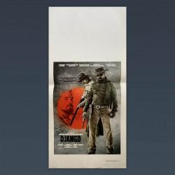 Poster Locandina Django Unchained Quentin Tarantino 2012