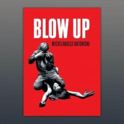 Locandina Poster Blow Up Michelangelo Antonioni - 50X70 CM